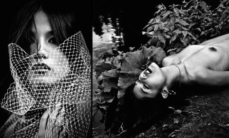 Ph: Marta Lamovsek - Model: Charo Galura