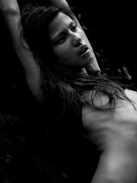 Ph: Pino Leone - Model: Charo Galura